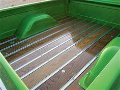 oak wood bed. https://www.pinterest.com/dapoirier/4x4-and-trucks/