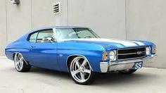 1971 Chevrolet Chevelle SS.                                    `™`