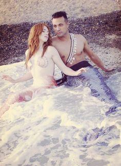 Little Mermaid Erg Mooie 8716