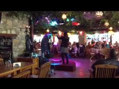 'These Boots Are Made For Walkin' a bit of fun with this one from guest singer Maureen van Haaren and musician, Sercan at Planet Yucca Restaurant in Kusadasi, last summer