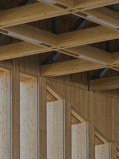 Atelier Zündel Cristea , Sergio Grazia · Gymnase Neudorf