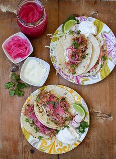 Chipotle Braised Pork Tacos