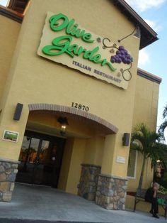 Olive Garden Italian Restaurant Fort Myers Fl 33907 Yp