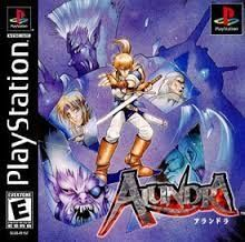 Complete Alundra - PS1 Game