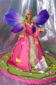 Princess Barbie Birthday Cakes   New Kids Cartoons