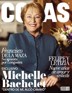 Portada Revista Cosas Chile 955
