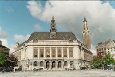 Hôtel de Ville de Charleroi, Belgique // City Hall, Charleroi, Belgium