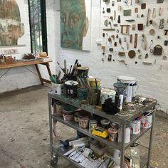 Ngaio Lenz studio