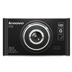 Lenovo v33 cámara HD 1080P el coche DVR de 3.0 mega píxeles sensor g
