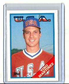 1988 Topps Traded 66T Tino Martinez RC Mariners Yankees | eBay