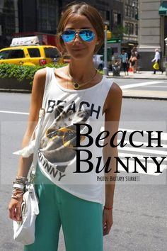beach bunny from somethingnavy