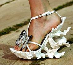 alexander mcqueen wild shoe