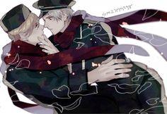 Russia & Prussia