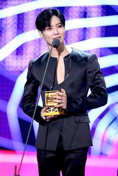 Taemin Best Dance Performance SOLO MAMA2017 Award 20171201