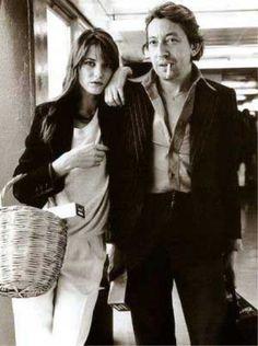 Jane Birkin & Serges Gainsburg