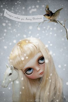 Erregiro wishes you Merry Christmas by erregiro, via Flickr