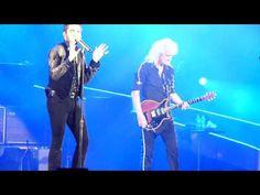 Queen + Adam Lambert - Somebody To Love - Porto Alegre - September 21th