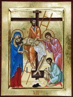 Via Crucis - loscriptorium san sisto - Picasa Albums Web Life Of Jesus Christ, Catholic Kids, Byzantine Icons, Religious Images, Orthodox Icons, Album, Sacred Art, Gravure, Christian Faith