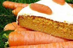 Saftiger, veganer Möhrenkuchen - glutenfrei, ohne Mehl und Zucker