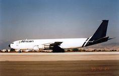 African Air Boeing 707-300
