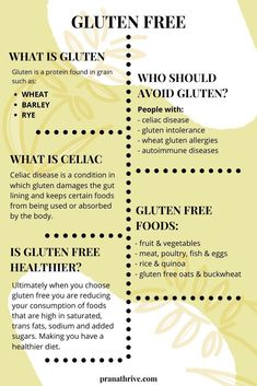 Food Nutrition Facts, Nutrition Information, Health And Nutrition, Health And Wellness, Health Tips, What Is Gluten Free, Gluten Free Diet, Foods With Gluten, Gastritis Diet