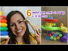 6 Must Have Toys 6 to 12 Months 12 Months, Baby Toys, Must Haves, Dads, Babies, Life, Babys, Fathers