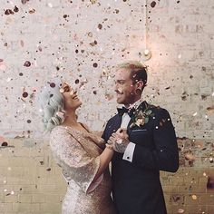 Him & Her Events is thrilled to announce we will be hosting 'Hitched at The Brightside' for the second year running. Glitter Confetti, Festival Wedding, Night Looks, Wedding Events, Wedding Planner, Sequin Skirt, Groom, Wedding Inspiration, Bride