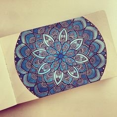 Mandala by Ksenya Gromova