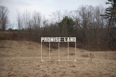 promise land by Mike Fleming