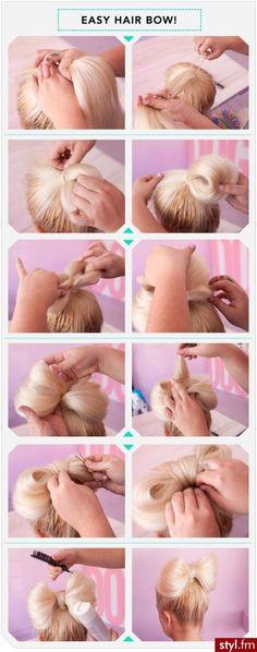 Fryzury Blond włosy: Fryzury Długie Na co dzień Proste Upięcie Blond - Vv.O.sS - 1798369