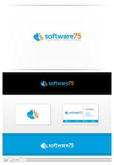 Create a logo design for a new software house by NikolaN™