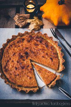 Тиквен пай / Pumpkin Pie