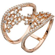 Dreambase Damen-Ring rotvergoldet Silber 1 Zirkonia 58 (1... https://www.amazon.de/dp/B01IO7F4RO/?m=A105NTY4TSU5OS