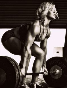 Admiration for strong women : Photo