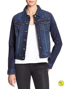 Factory Classic Denim Jacket