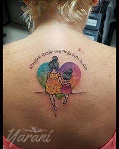Tatuagem coroa de rainha tattoo ideas for myself tattoos que Mom Daughter Tattoos, Mother Tattoos, Baby Tattoos, Tattoos For Daughters, Sister Tattoos, Body Art Tattoos, Sleeve Tattoos, Tatoos, Unique Tattoos
