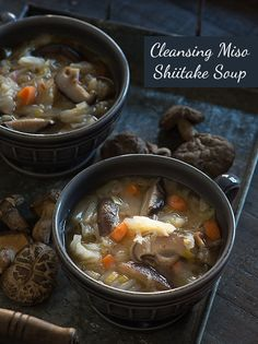 This delicious vegan cleansing soup is the perfect dish for nourishing your body especially after over-doing on the holidays.