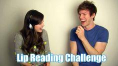 LIP READING CHALLENGE | Tiffany Alvord & Tanner Patrick