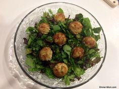 Crab Cakes made in a BabyCakes Cake Pop Maker , could break up large Fresh Market crab cakes