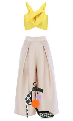 """""""Untitled #126"""" by eloismbemba on Polyvore featuring Delpozo and Pierre Hardy"""