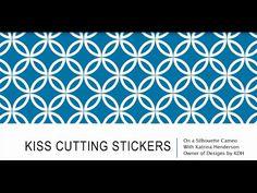 Kiss Cutting Sticker