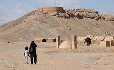 Turismo no Irã encontra fé, cultura e história.