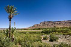 Draa vallei in Marokko