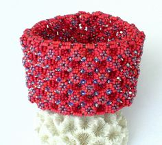 Inner Muse Jewelry Designs: Ootheca Cuff Finished!