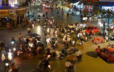 Getting the inside track on Hanoi