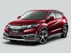 2014 Honda Vezel, Auto Expo, Mugen treatment, new Honda Vezel Honda Hrv, Stars News, Star Wars, Four Wheelers, New Honda, Car Buyer, Auto News, Brio, Automotive News