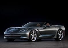 2014 Corvette Stingray - Chevrolet CZ