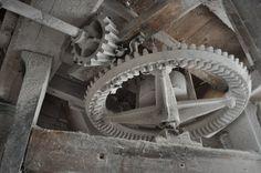 Flour mill wheels  