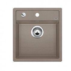 fregadero 2 senos encastrable de acero inoxidable con. Black Bedroom Furniture Sets. Home Design Ideas