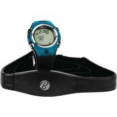Bally Total Fitness BLH-4307 Heart Rate Monitor Watch & Chest Band